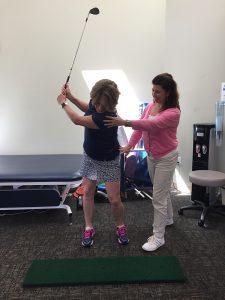 Integrative Dry Needling Treatment - Golf Swing